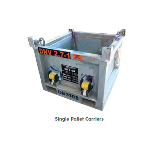 Single Pallet Carriers