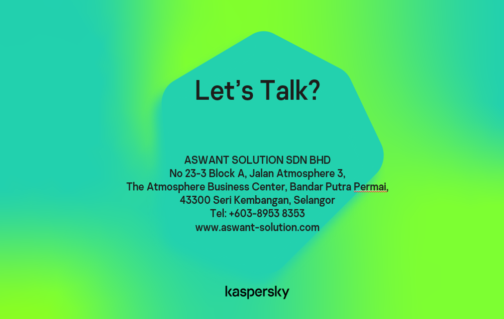 May 2021: Let's Talk With Us Now!!